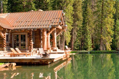 Casa-sul-lago