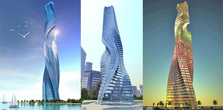 Il grattacielo più innovativo ed ecologico del mondo