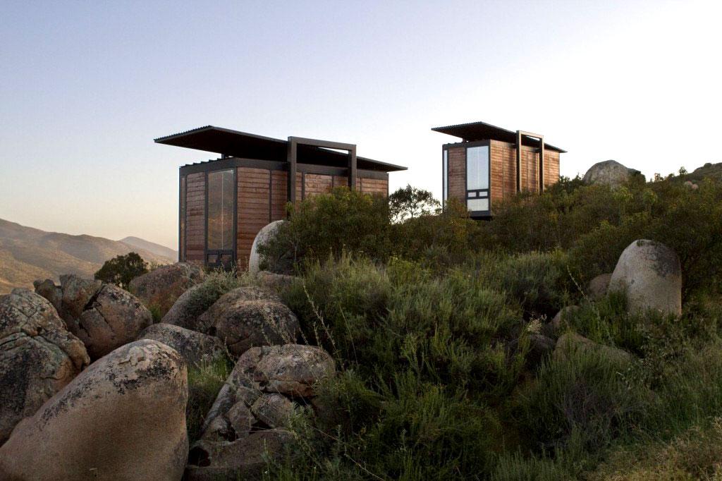 Ecco il nuovo concetto di campeggio for Aprire case di concetto
