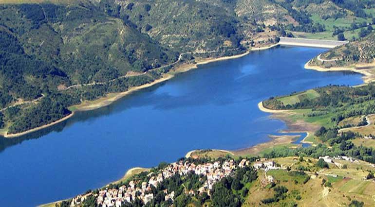 Guida ai laghi d'Abruzzo