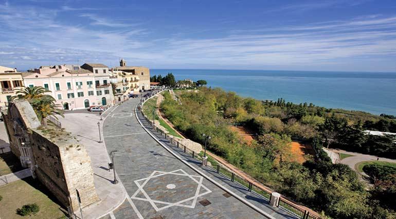 Vasto, Chieti, Abruzzo, Italia