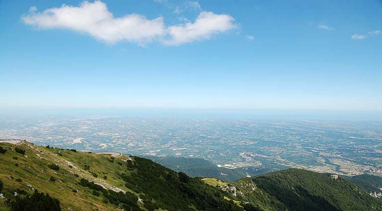 Montagne d'Abruzzo – Parco Nazionale della Majella