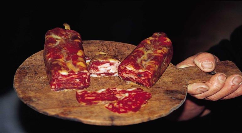 """Salsicciotto Frentano (Salsicciotto, """"Saiggicciott"""", """"Sauccicciott"""")"""