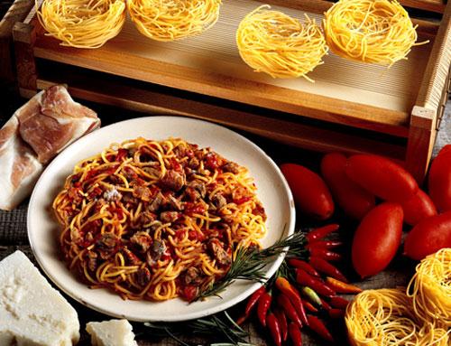 Chitarra-macaroni