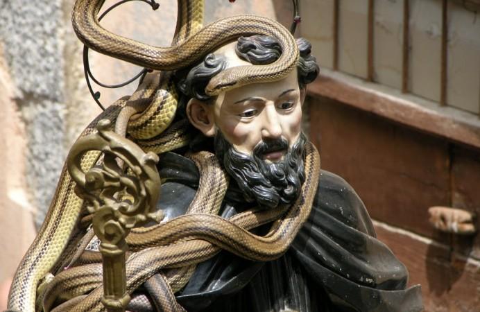 Cocullo-San Domenico-Abate