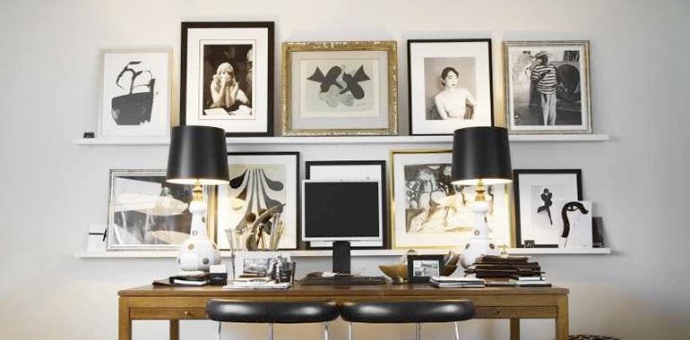 Dare voce alle pareti con decorazione vintage