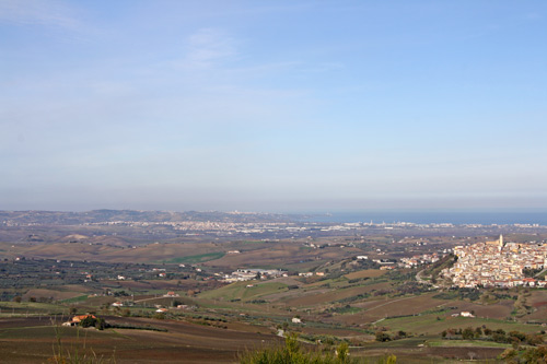 View-sea-hilly-Bisaccia-di-Montenero