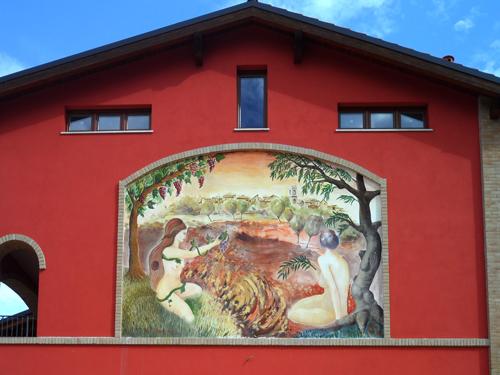 Murales-Tregno-Abruzzo