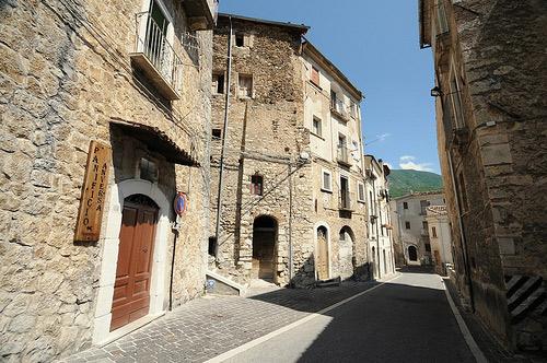 Anversa-town-Abruzzo-Italy