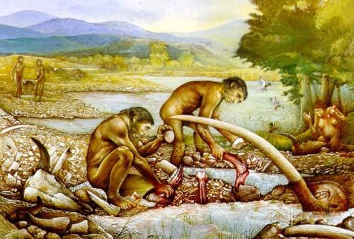 Museo paleolitico di isernia molise for Piani di caverna dell uomo