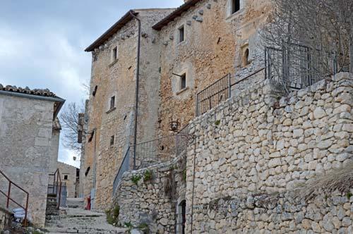 Borgo-Calascio-Italy