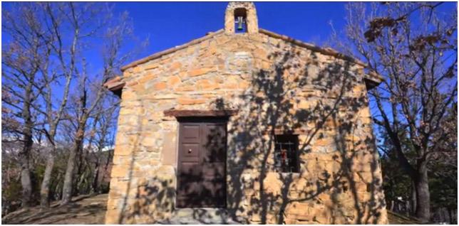 Church-Madonna-Calvario-Abruzzo