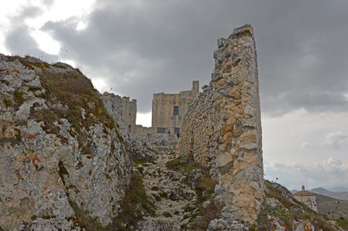 Rocca-Calascio-Medieval-Castle