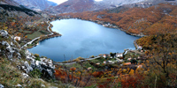 Lake-Scanno