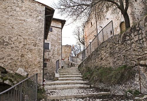 Borgo-abruzzo-Italy