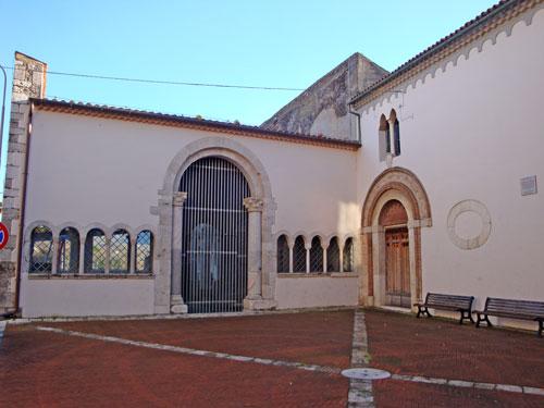 Library-Isernia-Molise-Italy