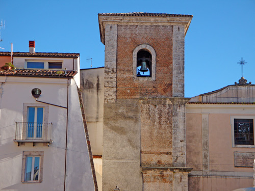Saint-Claire-Church-Isernia