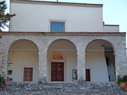 Hermitage-Saints-Isernia-Molise
