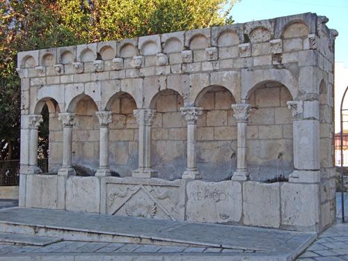 Fraternal-Fountain-Isernia-Molise-Italy