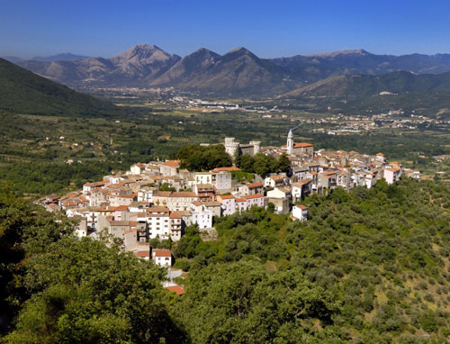 Isernia-Molise-Italy