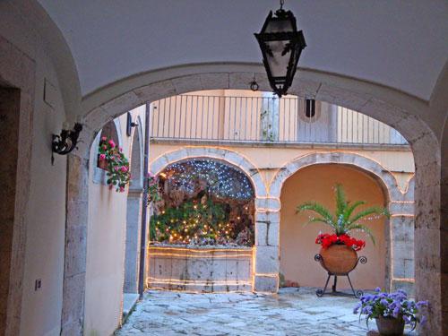 Historic-building-stone-floor-Isernia-Molise-Italy