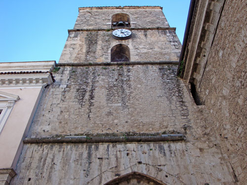Tower-bell-Isernia-Molise-Italy