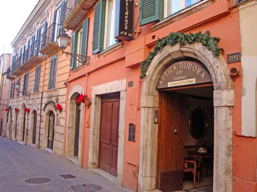 Village-streets-Isernia-Molise