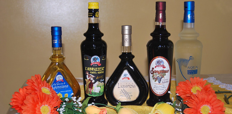 Liquori tipici abruzzesi