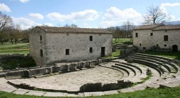 Sepino (Campobasso) Borgo più bello d'Italia