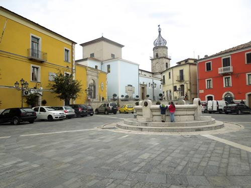 Sepino-Molise-Campobasso
