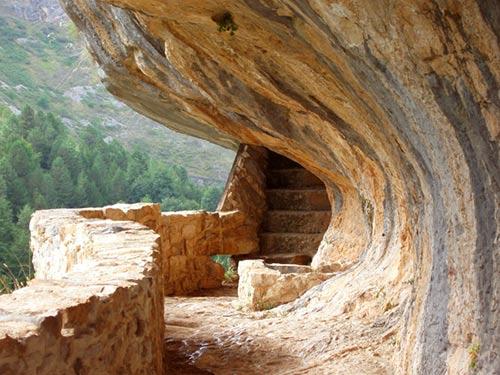 Gli eremi in Abruzzo
