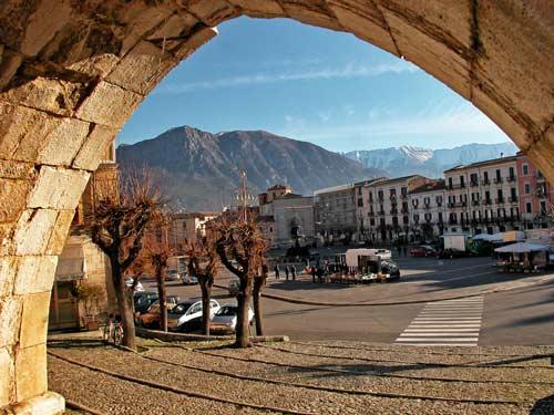 Scorcio-Sulmona