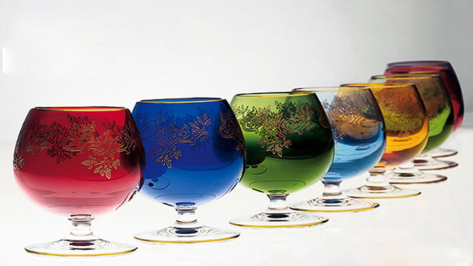 Tecniche di lavorazione del vetro di Murano