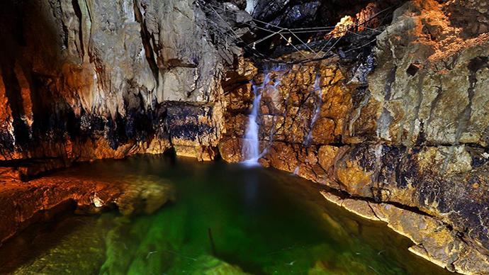 Grotte di Stiffe – L'Aquila, Abruzzo