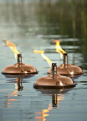 lampada ad olio-rame