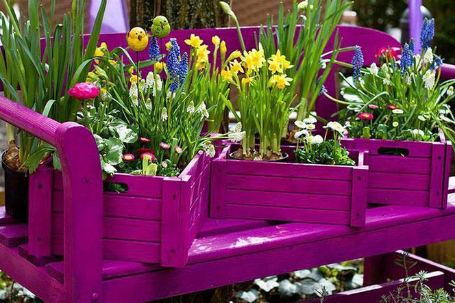 Come arredare il balcone di casa o il terrazzo for Idee per realizzare una fioriera