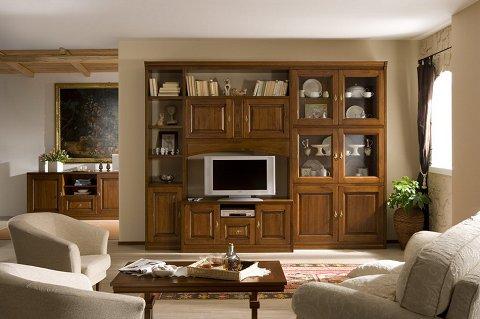 Arredare casa - Mobili soggiorno classico ...