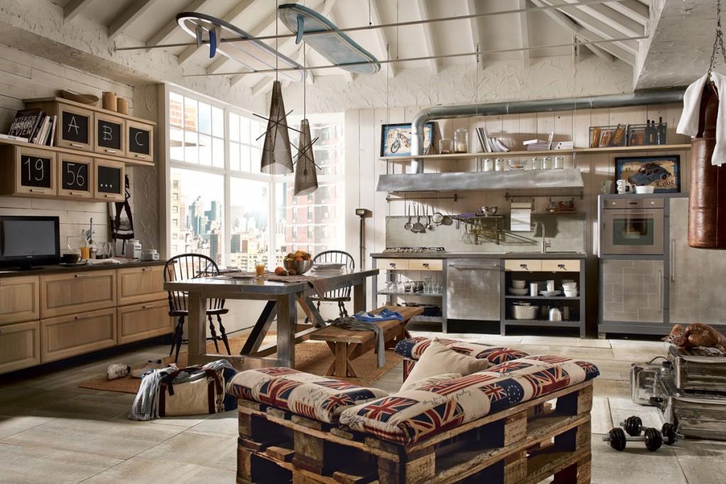 arredamento-vintage-cucina