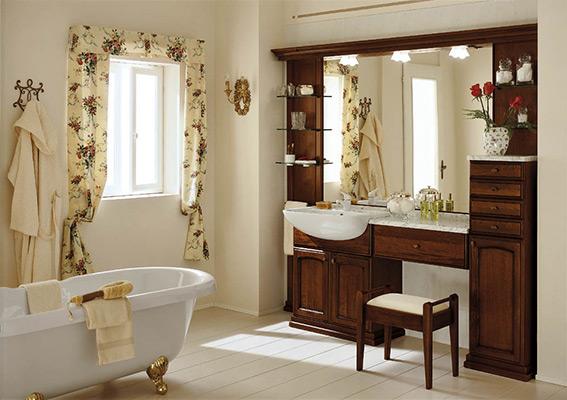 Arredare casa - Arredamento bagno arte povera ...