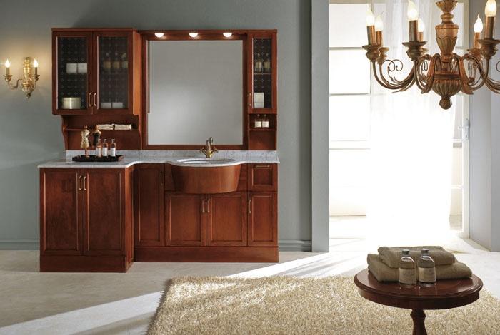 Arredare casa - Bagno arredamento classico ...