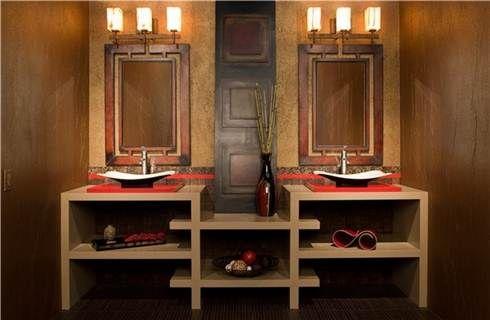 Arredare casa - Cucina stile etnico ...