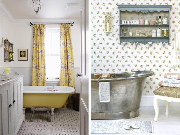 Arredare casa - Mobili bagno retro ...