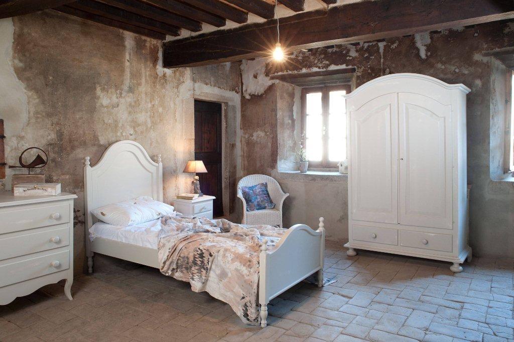 Idee Camera Da Letto Vintage : Arredamento camera da letto tirolese camera da letto