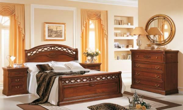camera-da-letto-stile classico