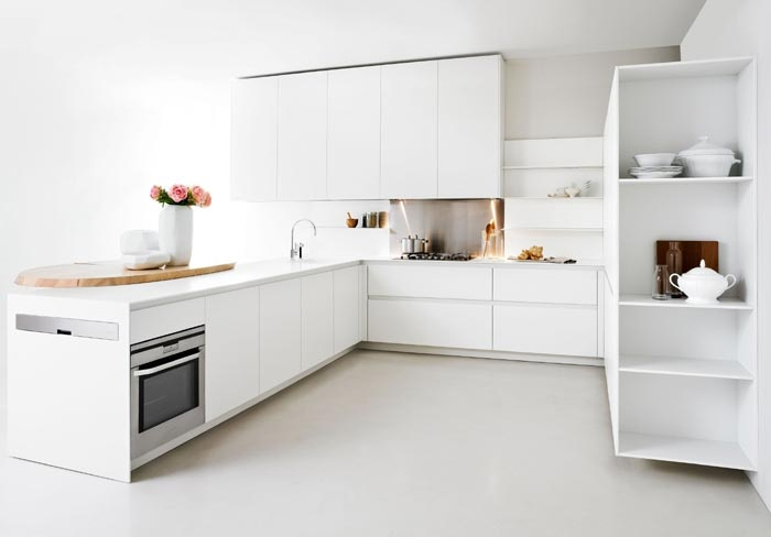 Stunning Cucina Total White Images - ubiquitousforeigner.us ...