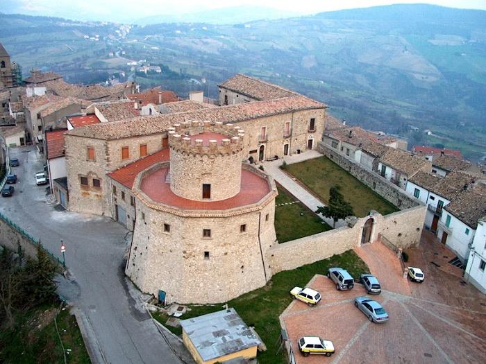 palmoli-castello