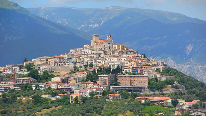 Casoli, Chieti, Abruzzo regione verde d'Europa