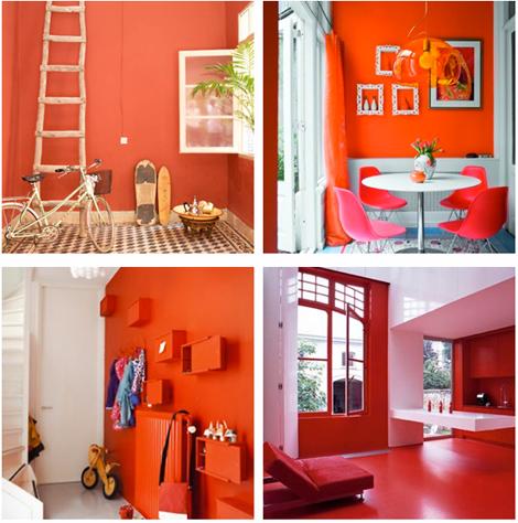 Pareti color giallo ocra - Colorare pareti casa ...