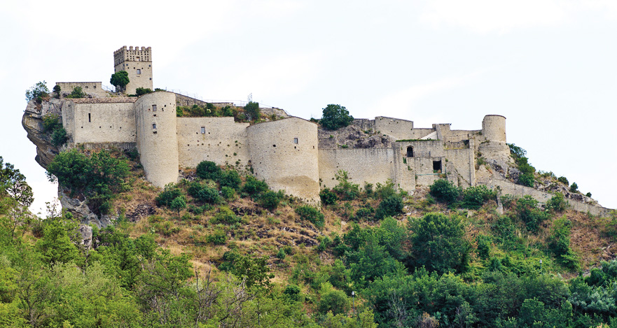 Roccascalegna-chieti-castello