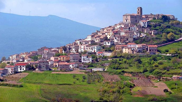 Borghi e Paesi d'Abruzzo, Carunchio paese dell'alto Vastese